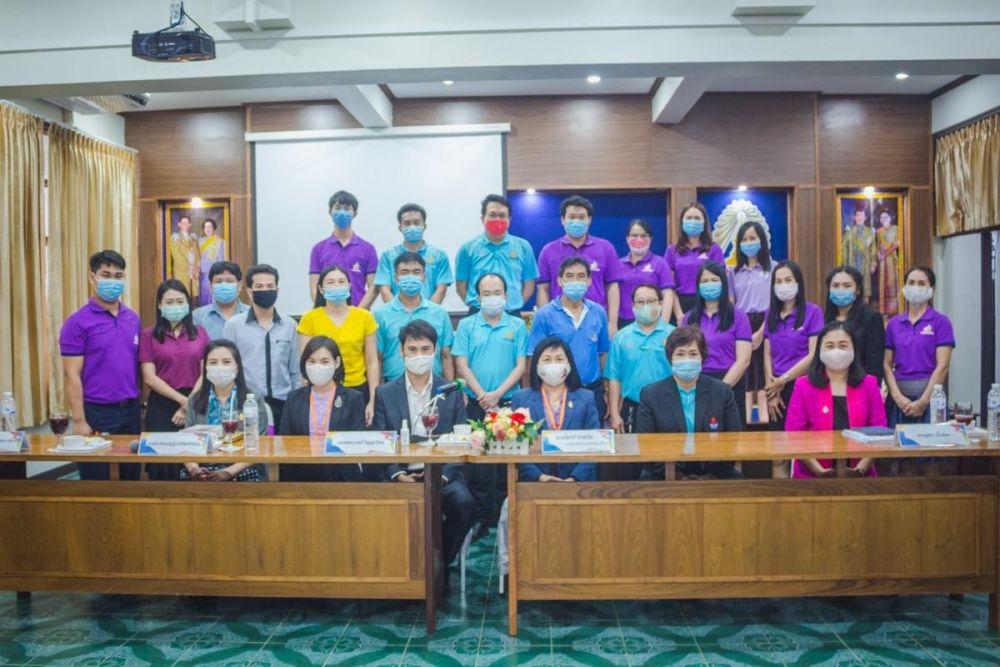 นิเทศ ติดตาม การจัดกิจกรรมการเรียนการสอนในช่วงสถานการณ์การแพร่ระบาดไวรัสโคโรนา 2019 (Cocid -19) โรงเรียนเวียงเชียงรุ้งวิทยาคม
